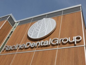 dental group front building sign